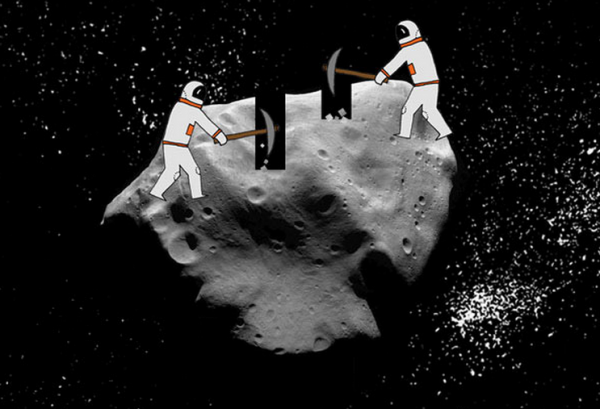 space-mining