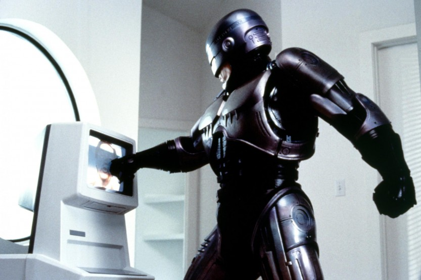 Capture Robocop