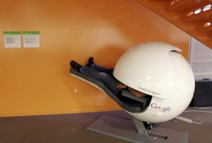 Google-napping-pod