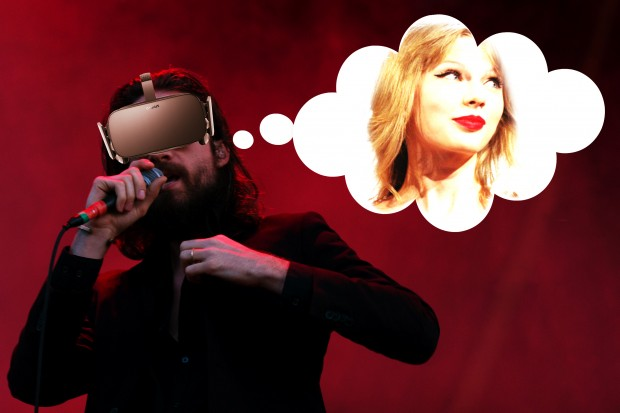 taylor swfit VR Inverse